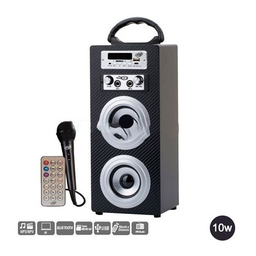 Altavoz Larry House LH1497 Tune BOOM Bluetooth
