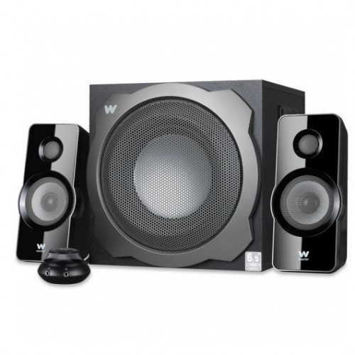 Altavoces Woxter Big Bass 260 s 2.1 150w Black