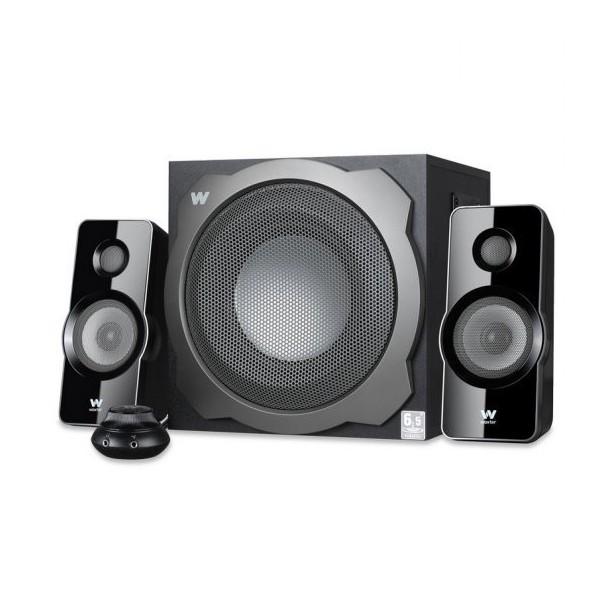 Altavoces Woxter Big Bass 260 s 2.1 150w Black