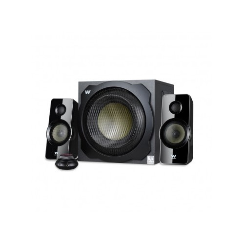 Altavoces Woxter Big Bass 260 2.1 150w Black