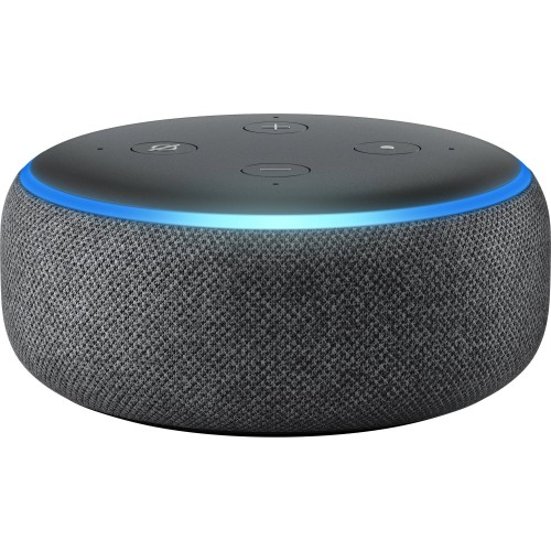Altavoz Inteligente Amazon Echo Dot 3era Charcoal