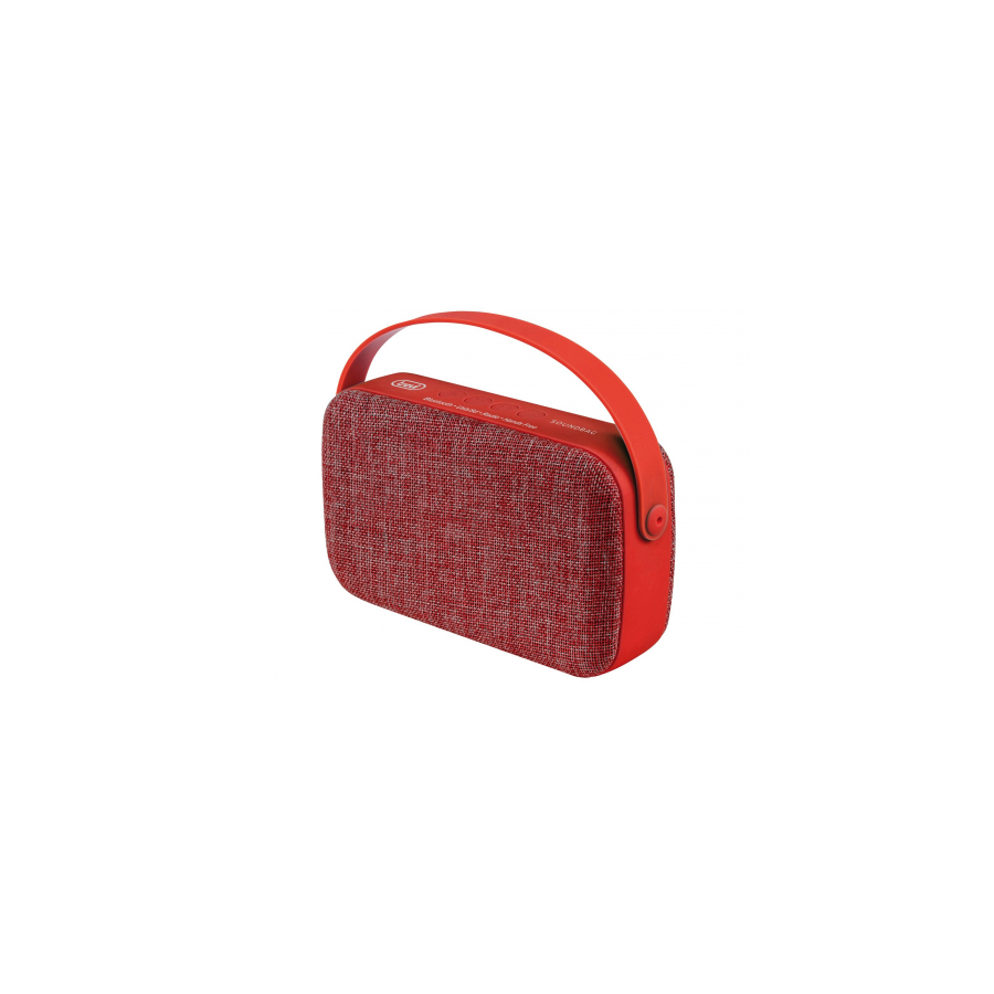 Altavoz Trevi XR85 Micro SD Rojo