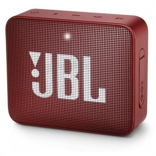 Altavoz JBL Go 2 /Portatil/Rojo
