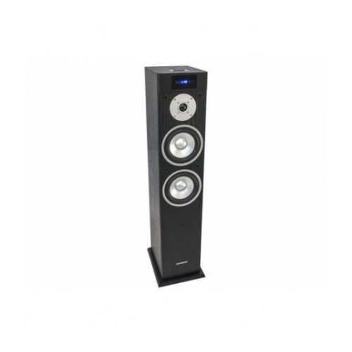 Torre De Sonido Madison Center 160 /160W/Negra