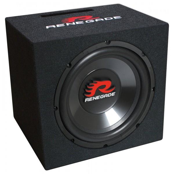 Caja Acústica Subwoofer Renegade RXV1200 12 300W
