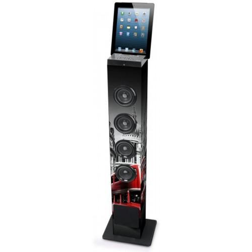 Torre Sonido Muse M-1200LD BT/USB/SD/RADIO/100W/