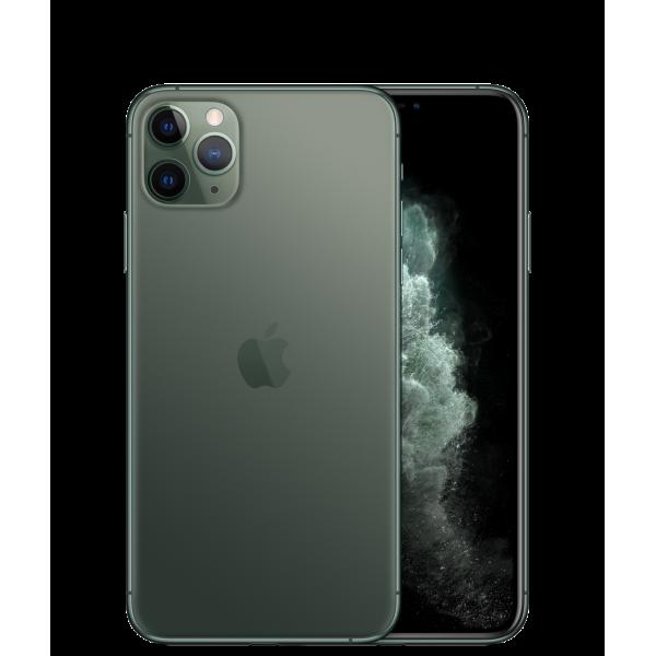 IPHONE 11 PRO MAX 64GB MWHH2QL/A MIDNIGHT GREEN