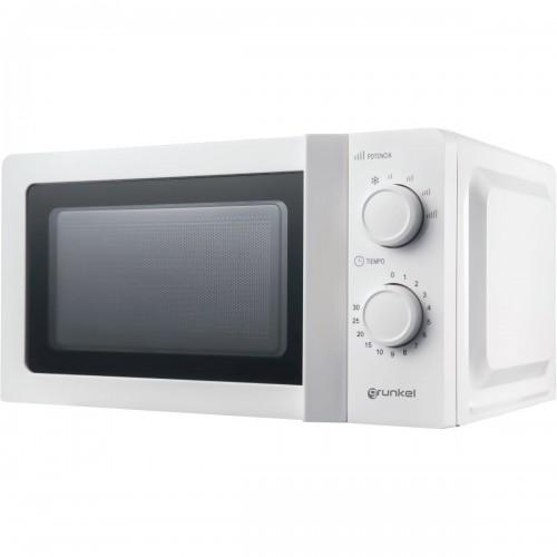 Microondas Grunkel MW-20 IG 20L 700W Blanco