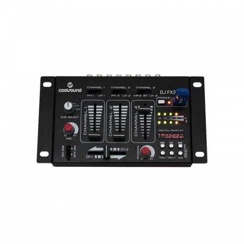 Mesa De Mezcla Coolsound DJ FX300 Bluetooh/USB