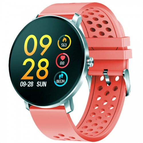"SmartWatch Denver SW-171ROSE reloj inteligente Plata IPS 3,3 cm (1.3"")"
