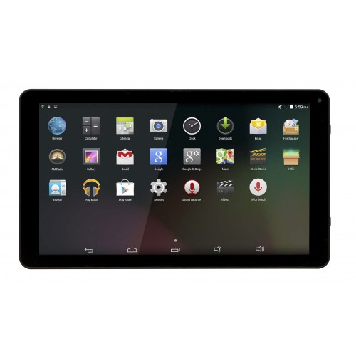 Tablet Denver TAQ-10252 8 GB Negro