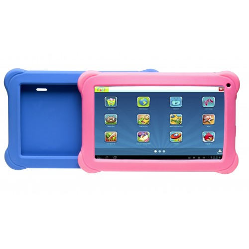 Tablet Denver TAQ-10383KBLUE/PINK 16 GB Negro, Azul, Rosa