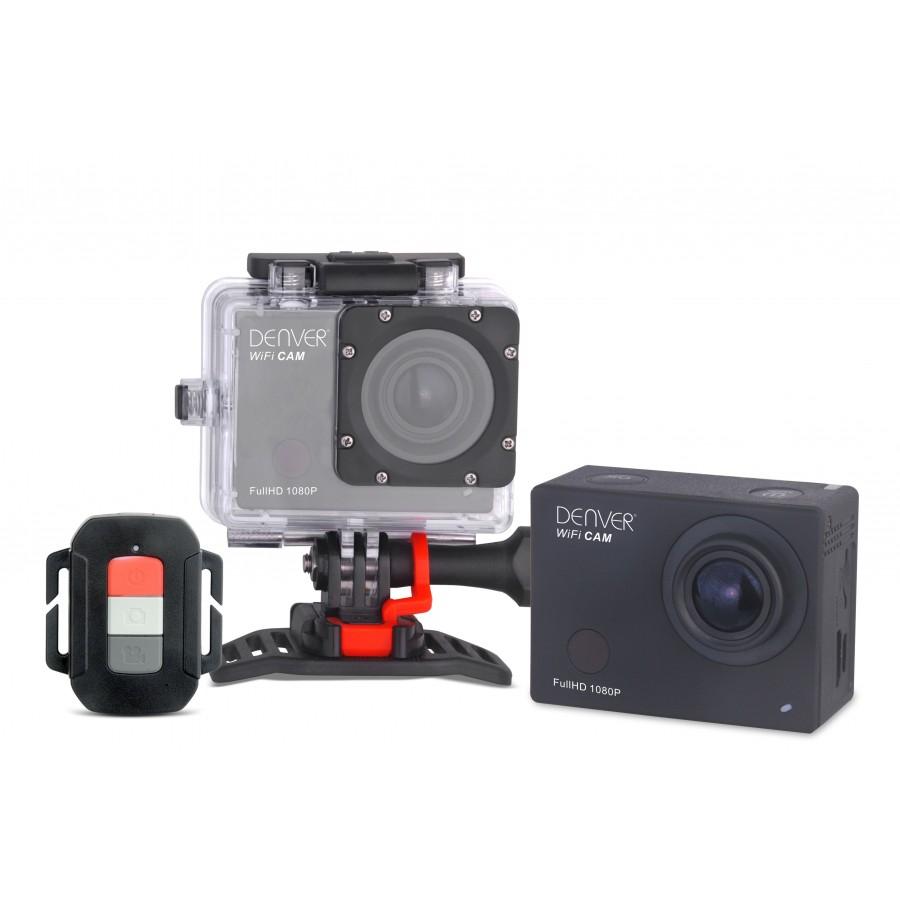Denver ACT-8030WMK2 cámara para deporte de acción Full HD CMOS 16 MP Wifi