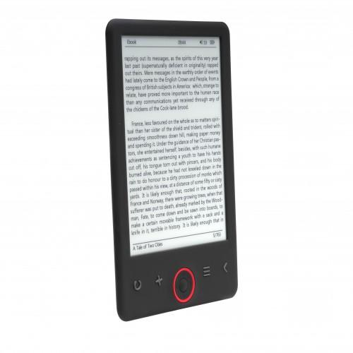 Denver EBO-620 lectore de e-book 4 GB Negro