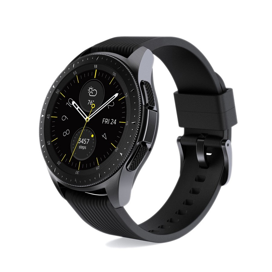 SMARTWATCH SAMSUNG GALAXY WATCH 42MM WIFI GPS BLAC