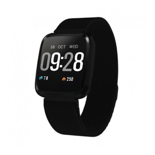 Smartwatch Sami Wearable WS-2322 Fitness XL Negro