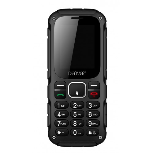 "Movil Denver WAS-18110M 1.77"" Negro, Rojo"