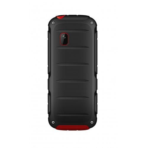 """Denver WAS-18110M 4,5 cm (1.77"""") 240 g Negro, Rojo Característica del teléfono"""