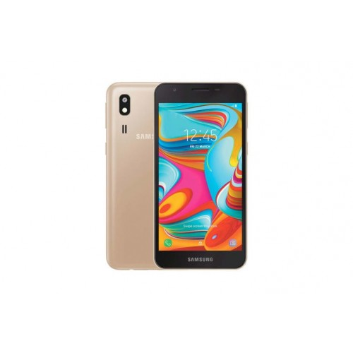 Movil Samsung Galaxy A2 Core 5 1GB 16GB DS Gold