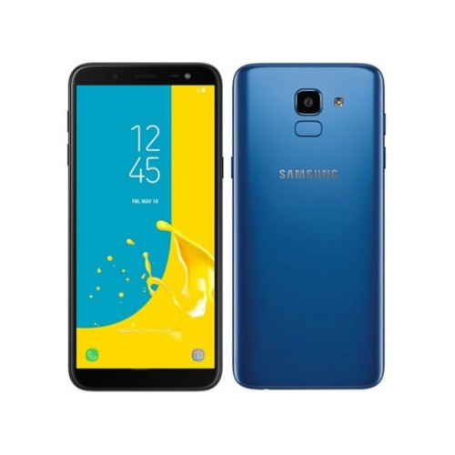 Movil Samsung Galaxy  J6 5.6 4GB 64GB DS Blue