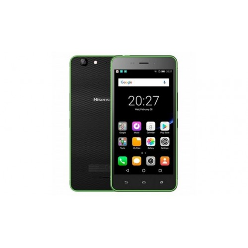 Movil Hisense C30 Lite Lemon 4G/16GB Green