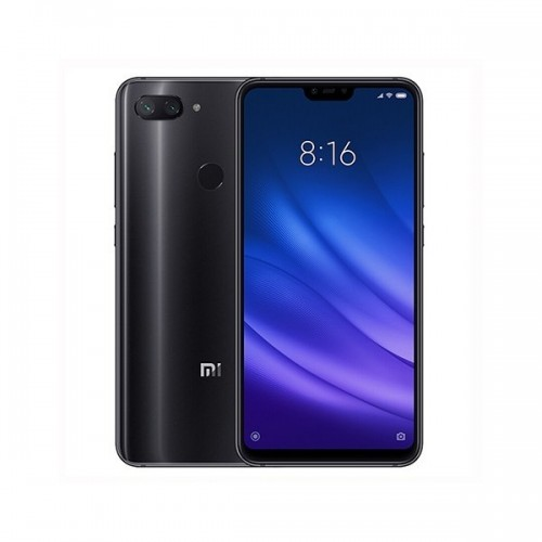 Movil Xiaomi Mi 8 Lite 6.26 4GB 64GB Black