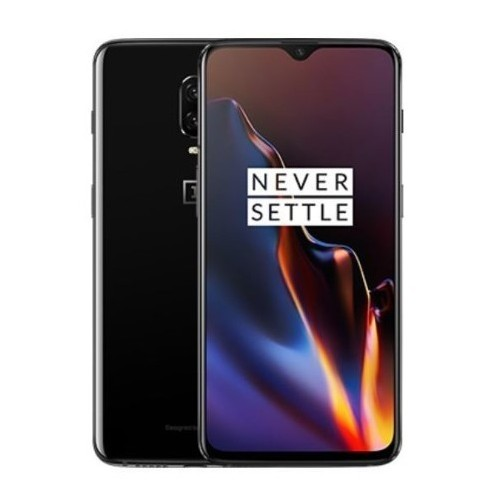 Movil Oneplus 6T 6.41 6GB 128GB Mirror Black