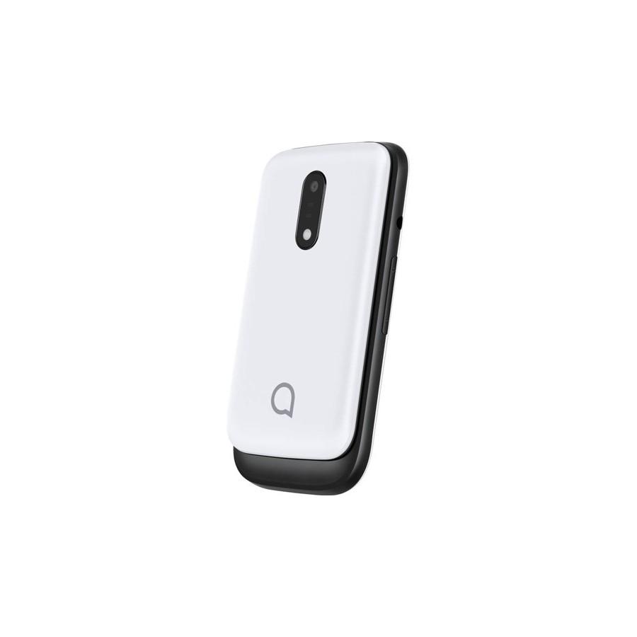 Movil Alcatel 2053D 2.4 Tapa Pure White