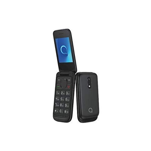 Movil Alcatel 2053D 2.4 TAPA Volcano Black