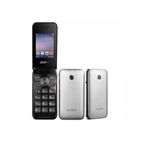 Movil Alcatel 2051A 2.4 2MP Tapa Grey