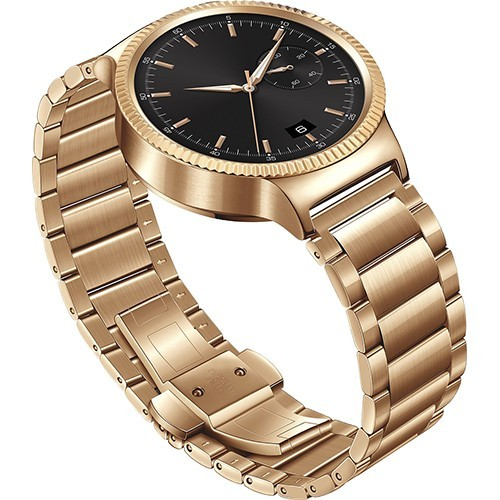 Smartwatch Huawei Watch Gold Link Gold Band