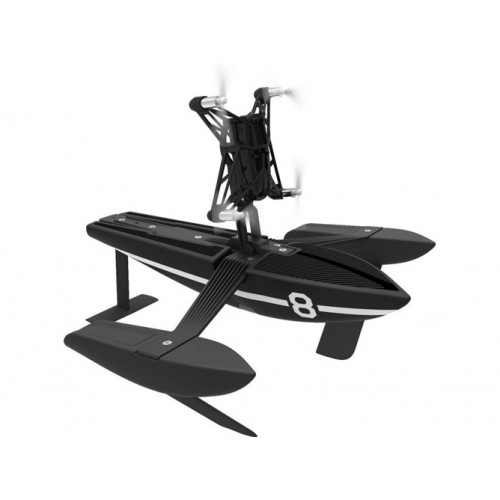 Mini Drone Parrot Hydrofoil Orak Negro