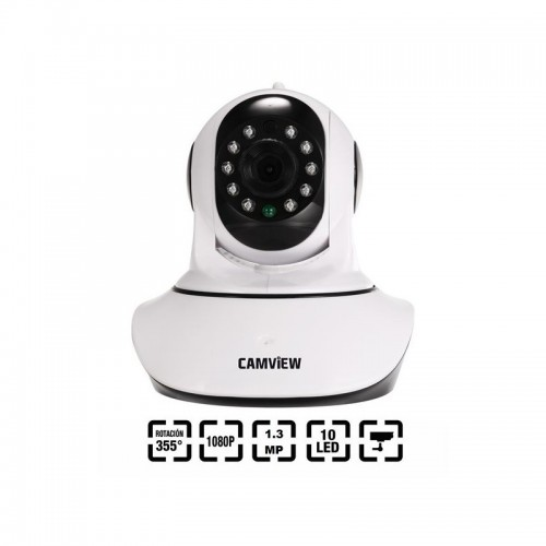Camara Ip Camview CV0162 Motorizada 1.3Mp Onvif