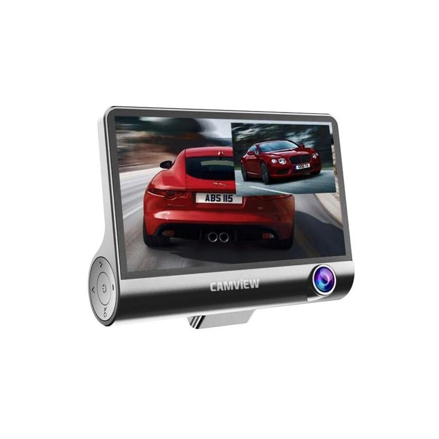 PACK MULTICAMARA COCHE CAMVIEW LCD 4 3 CAMARAS