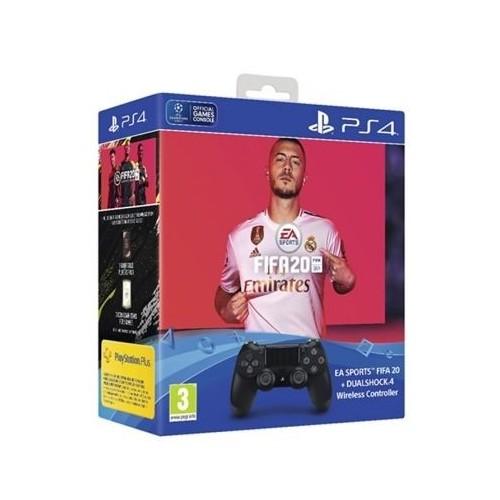 Mando Sony Dualshock 4 V2 + FIFA 20