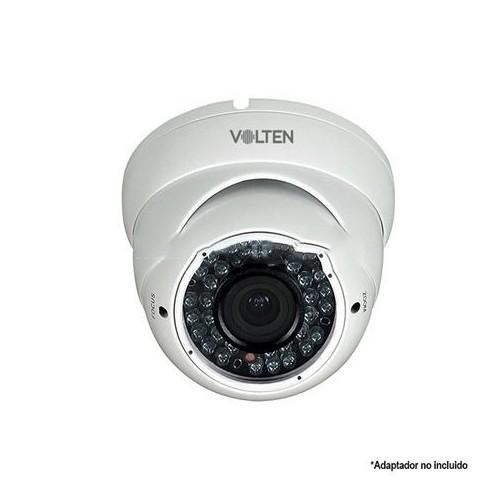 Camara Aluminio Volten AHD CCTV Domo 2MP VL1028