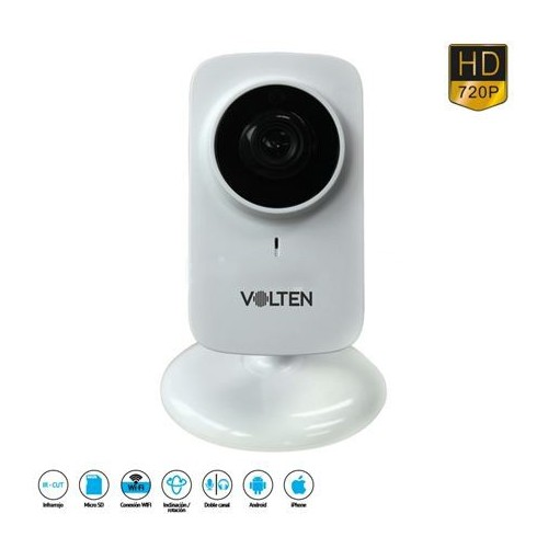 Camara Wifi Volten 1MP VL1019
