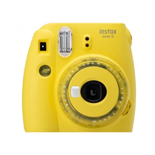 Camara Fuji Instax Mini 9 Amarilla