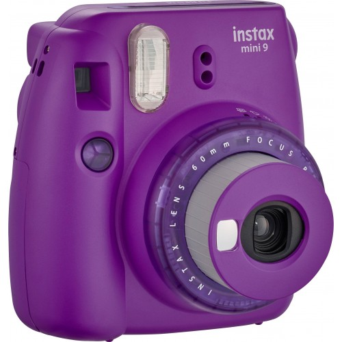 Camara Fuji Instax Mini 9 Violeta