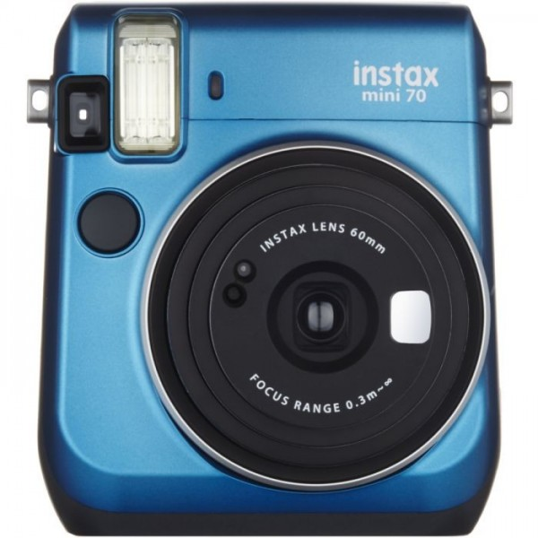 Camara Instantanea Fujifilm Instax Mini 70 Azul