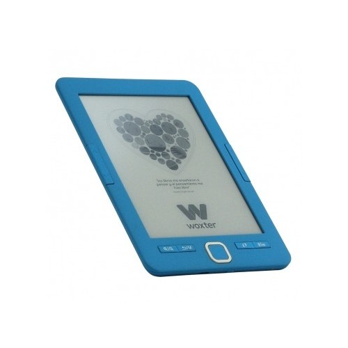 "Ebook Woxter Scriba 195 Blue 6"" HD Azul"