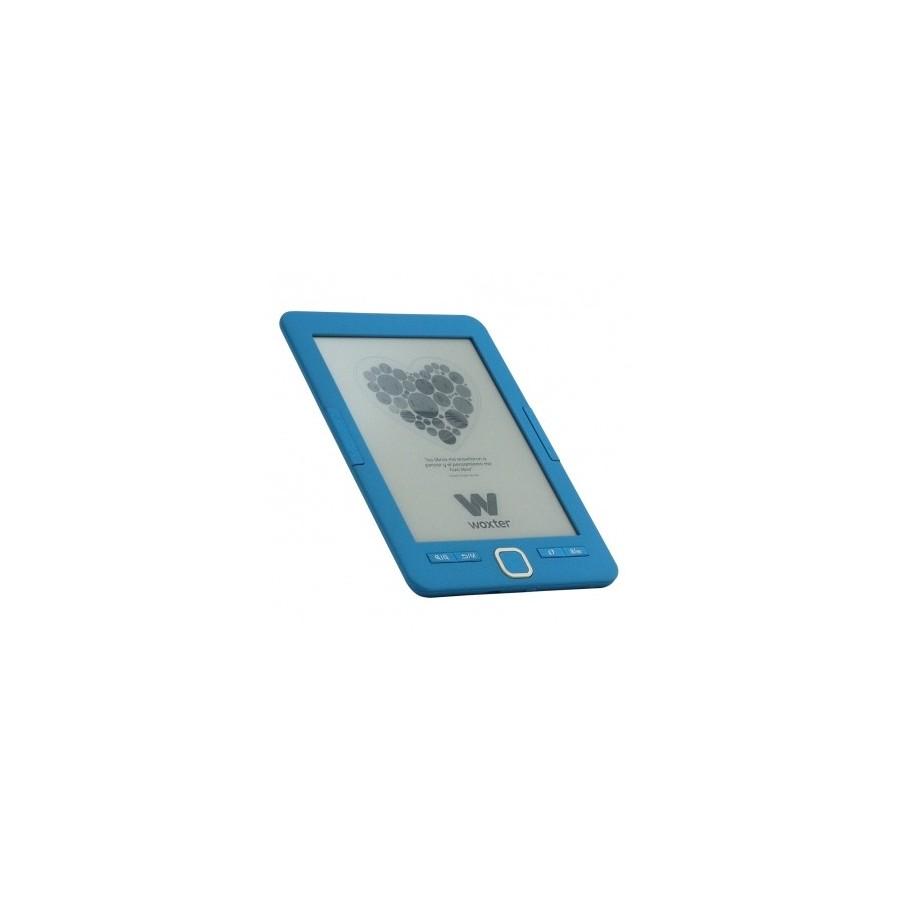 EBOOK WOXTER SCRIBA 195 BLUE 6 HD AZUL