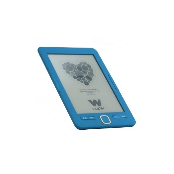 "Ebook Woxter Scriba 195 Blue 6"" HD Azul"