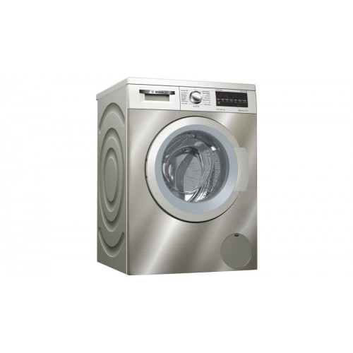 Lavadora Bosch WUQ2448XES Carga Frontal 8KG 1200Rpm A+++ Inox
