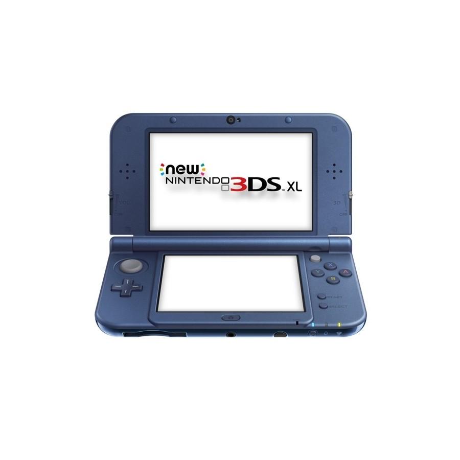 NEW Nintendo 3DS XL / Azúl