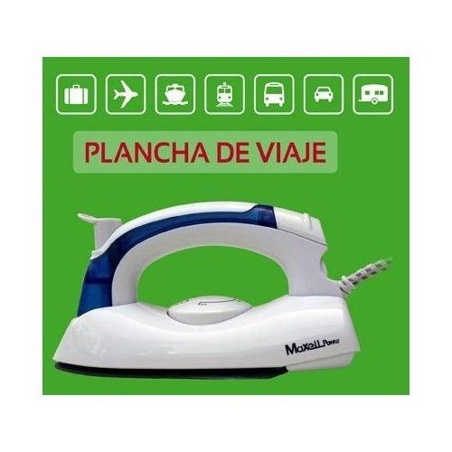Plancha De Ropa De Viaje Maxell Powert MP 258B2