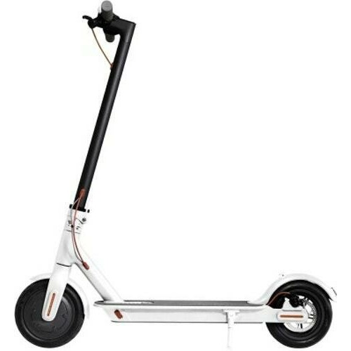Patinete Electrico Pioneer Urban Mobility Blanco