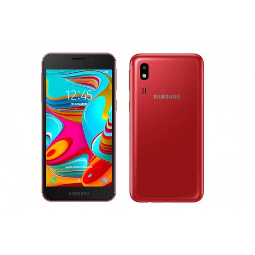 Movil Samsung Galaxy A2 Core 5 1GB 8GB DS Red