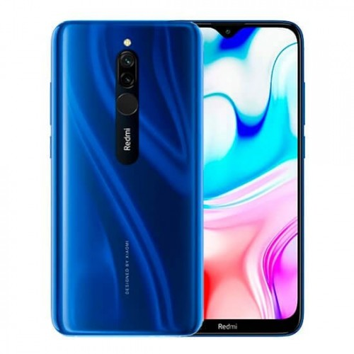 Movil Xiaomi Redmi 8 6.22 3GB 32GB Blue