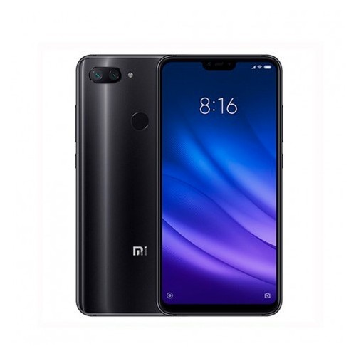 Movil Xiaomi Mi 8 Lite 6.26 6GB 128GB Black